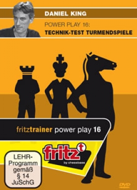 Power Play 16 - Technik-Test Turmendspiele