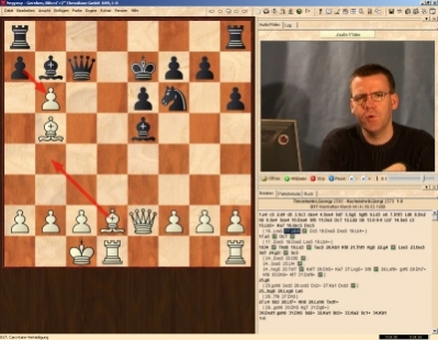 Attacking Chess Engine - 0425