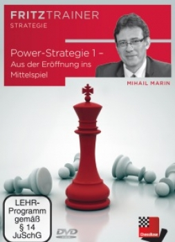 Power-Strategie 1 von Mihail Marin