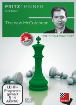 The new McCutcheon von  Rustam Kasimdzhanov