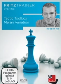 Tactic Toolbox Meran Variation von  Robert Ris