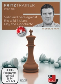 Solid and safe against the wild Indians: Play the Fianchetto von  Nicholas Pert