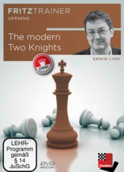 The modern Two Knights von  Erwin l'Ami