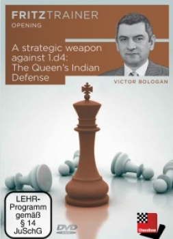 A strategic weapon against 1.d4: The Queen's Indian Defense von  Viktor Bologan