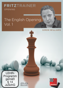 The English Opening Vol. 1 von  Simon Williams
