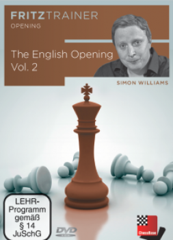 The English Opening Vol. 2 von  Simon Williams