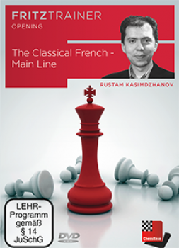 The Classical French - Main Line von  Rustam Kasimdzhanov