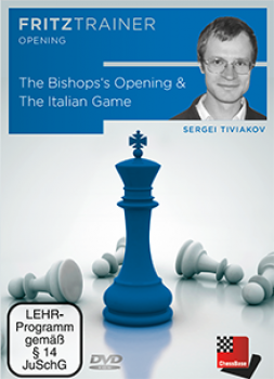 The Bishop's Opening and The Italian Game von  Sergei Tiviakov