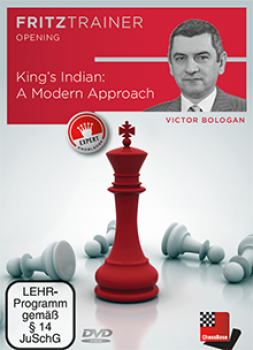 King's Indian: A modern approach von  Viktor Bologan