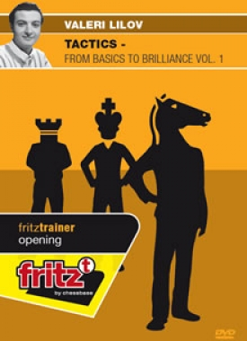 Tactics - from Basics to Brilliance Vol. 1
