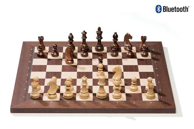 Schachagent De Elektronische Schachbretter